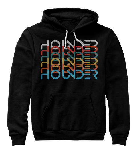 Hounder in Many Colors Sweatshirt