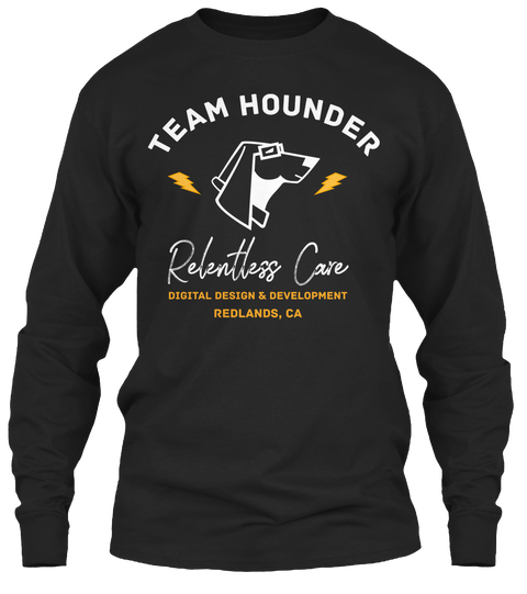 Team Hounder (Long Sleeve)