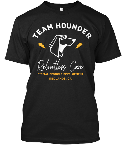 Team Hounder (Short Sleeve)